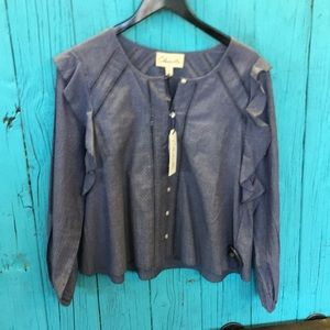 Cleobella long sleeve new with tags